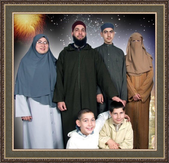 The Al-Khattab Family