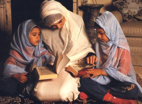 ajarlah anak2 mu membaca dan memahami al-Quran