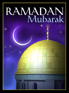Welcome & Ramadan Mubarak