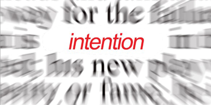 The Nature of Intention