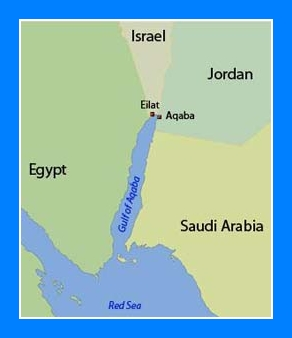Israel is still occupying Saudi Arabian islands